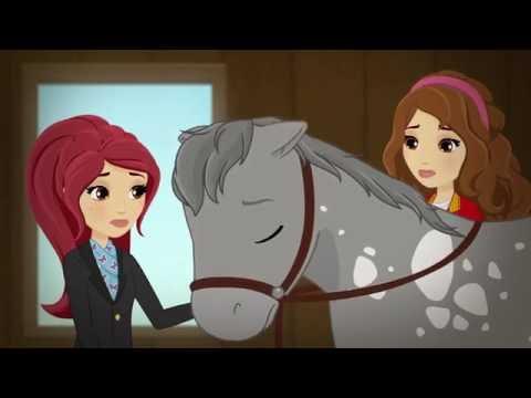 LEGO Friends - Wie heilt man ein Pferd?