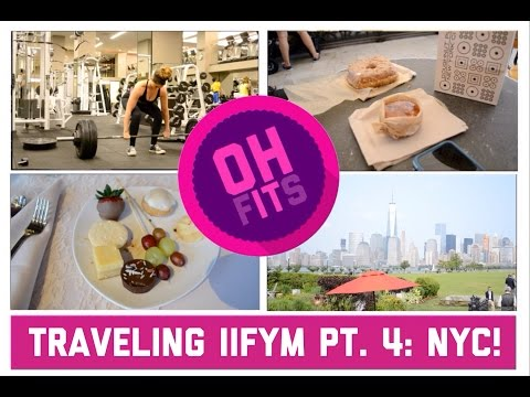 Oh It Fits Traveling IIFYM Pt. 4: NYC, Donuts, Deadlifts, and Eating at Weddings