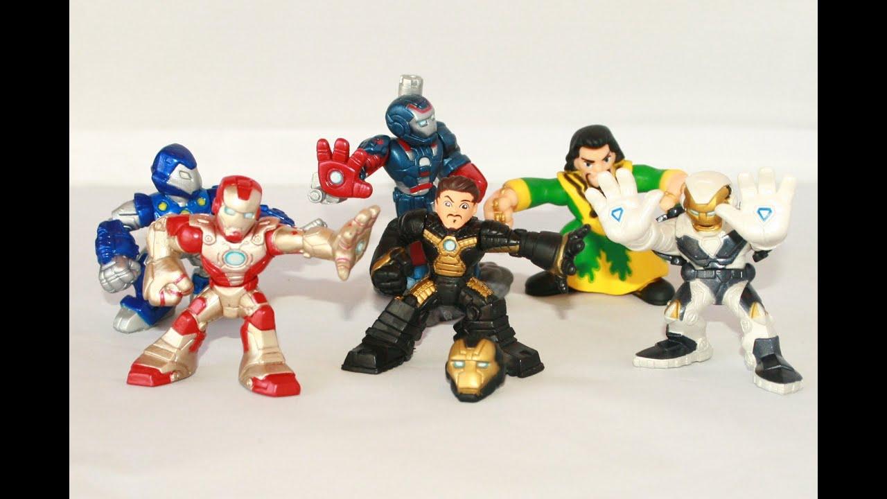 figurine marvel super hero squad