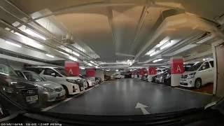 香港泊車好去處 - 海濱廣場停車場 (出)