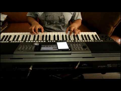 Hati Lebur Jadi Debu, Jamal Mirdad Cipt.: A.Riyanto (Belajar Keyboard mudah)