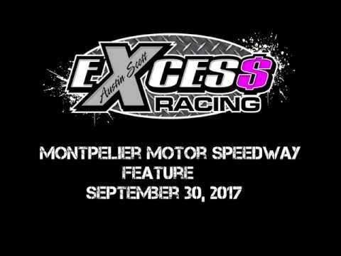 Montpelier Motor Speedway - Feature - September 30, 2017
