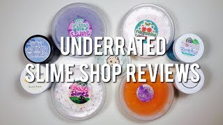 honest famous instagram slime shop review