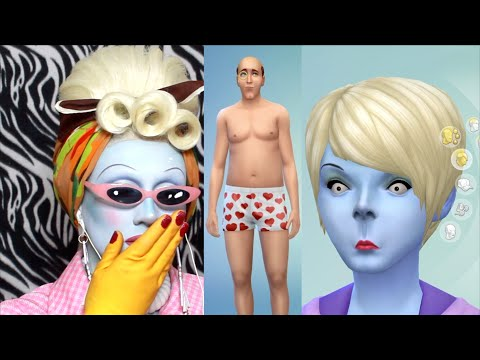 Juno Birch plays The Sims 4 |