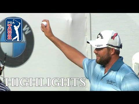 Marc Leishman's extended highlights | Round 4 | BMW Championship