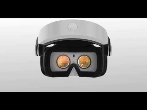 Introducing Xiaomi Mi VR Headset