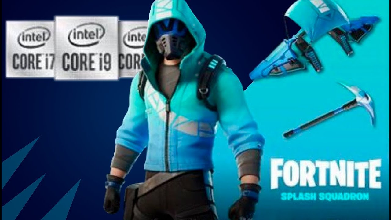 Nueva Skin Wavebreaker De Intel X Fortnite Youtube Fortnite is one of the most successful battle royale games since its launch, and one of the reasons is its the game recently announced a collaboration with intel, where if you own an intel cpu, you. nueva skin wavebreaker de intel x fortnite