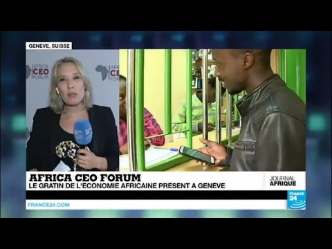 Africa CEO Forum : le gratin de l'économie africaine à Genève