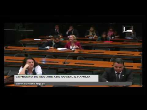 SEGURIDADE SOCIAL E FAMÍLIA - Audiência Pública - 28/06/2016 - 14:39