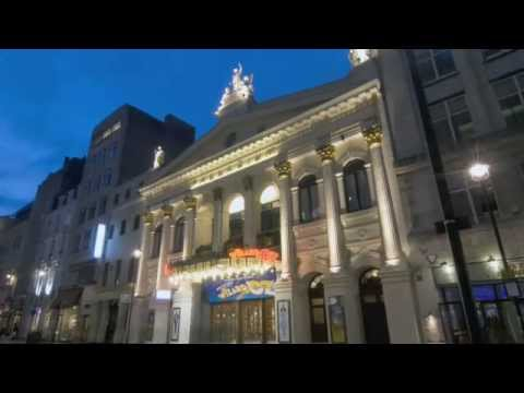 Virtual Venue Visit: London Palladium