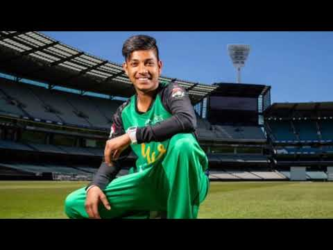 SANDEEP LAMICHHANE  WICKETS  IN FIRST 4 MATCHES IN BBL