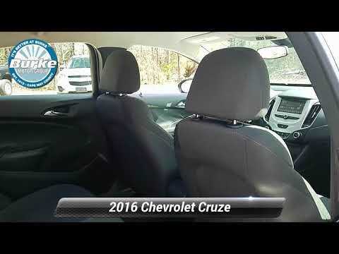 Used 2016 Chevrolet Cruze LS, Cape May Court House, NJ 10302P