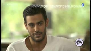 "Kostas Martakis - ""Jenny Jenny"" Interview, 2015 [FULL]"