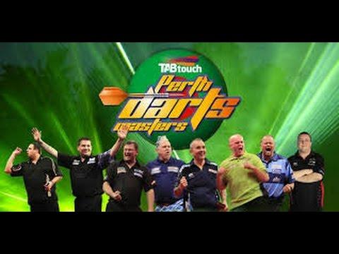 Perth Darts Masters 2015: Wright vs Nicholson 1st Round