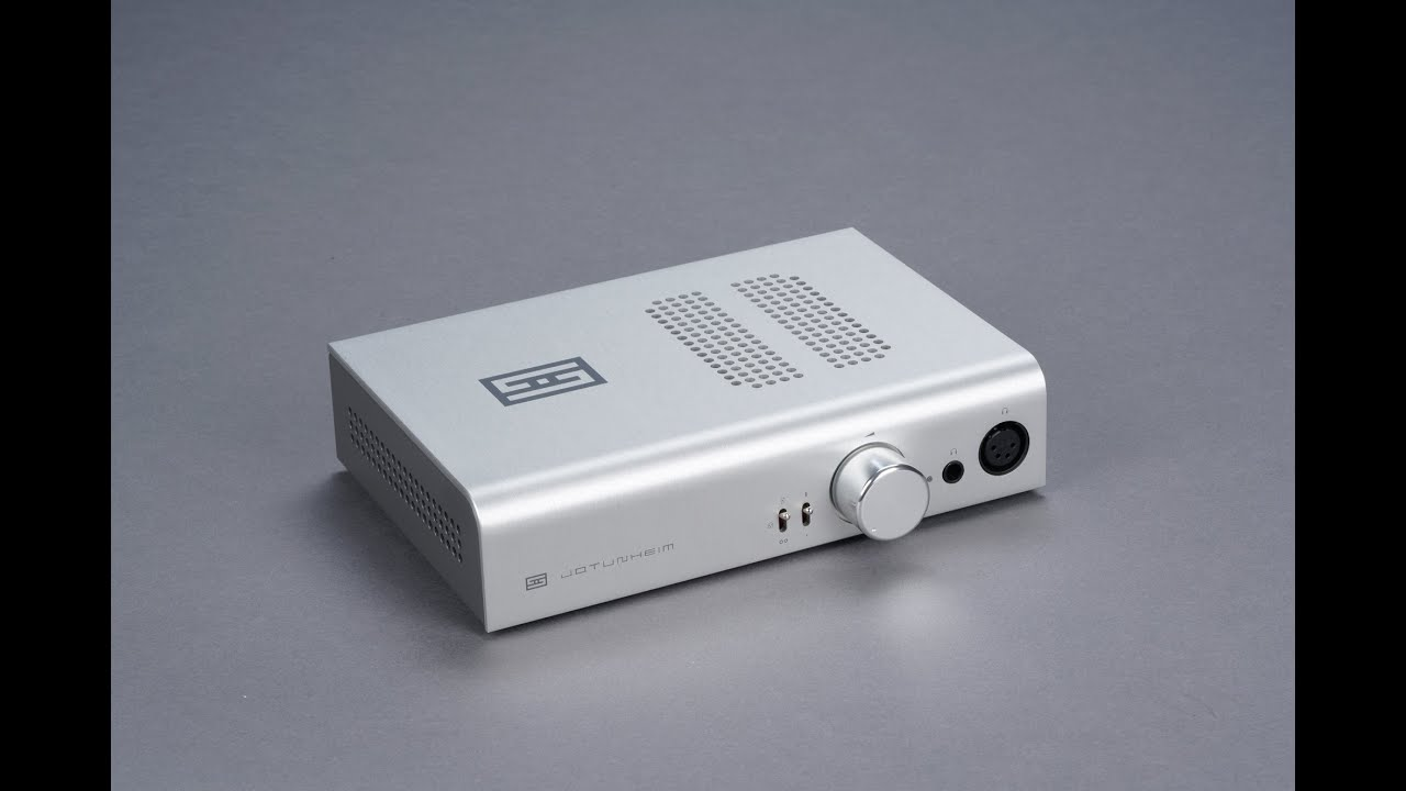 Schiit Audio Jotunheim Review / Preview - Head-Fi TV