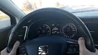 سيارة seat Lion مع اغنية جيبولي لكبيدة