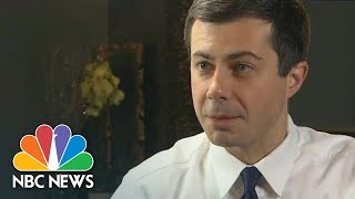 Pete Buttigieg Talks 2020 Election, Diversity In Democratic Party | NBC News