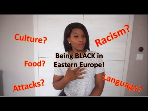 Being Black In Eastern Europe/ Bulgaria|| Racism Story time|| FitDrChef