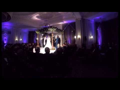 XS SHOWBAND - Sheva Brachot during Chuppah ceremony