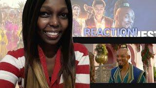 Honest Trailers Aladdin 2019 Reaction