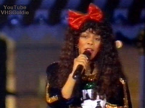 Donna Summer - Unconditional Love - 1985