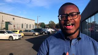 Acappella Music Parking Lot Praise by Alden Hall Sings Awesome