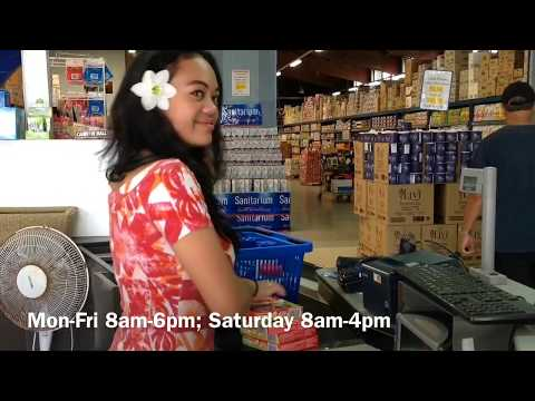 Cook Islands Holiday Guide - CITC Supermarket