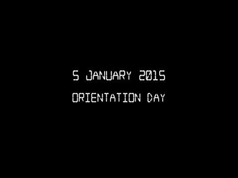 Jalille 2015 Orientation Day