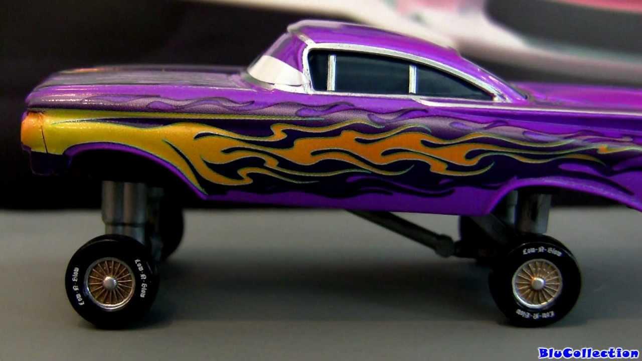 Hydraulic Ramone Cars