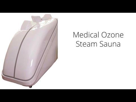 Medical Ozone Steam Sauna Youtube