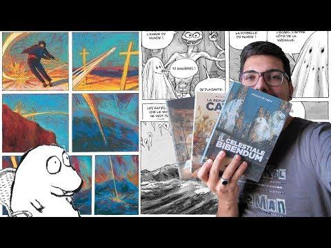 Nicolas De Crécy: Il fumetto come letteratura