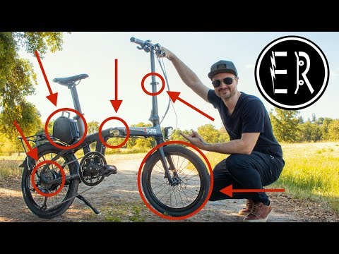 How To Choose The BEST FOLDING ELECTRIC BIKE: ULTIMATE Buyer's Guide (+ WIDEWHEEL GIVEAWAY RESULTS)