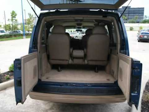 2003 chevrolet astro passenger 3dr awd low mileage rare. Black Bedroom Furniture Sets. Home Design Ideas