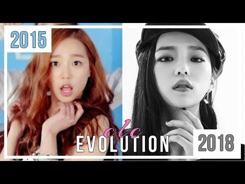 CLC EVOLUTION || 2015 - 2018