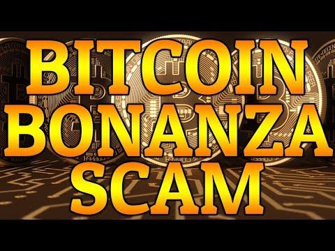 Bitcoin Bonanza Scam & $100 Giveaway