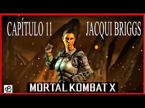 Mortal Kombat X - CAPÍTULO 11