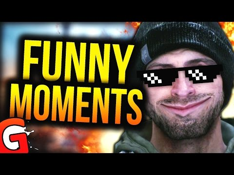 The Division Funny momens - Halifax