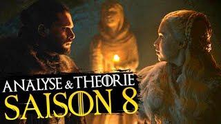 La Vérité sur Jon & le plan du Roi de la Nuit - Game of Thrones saison 8