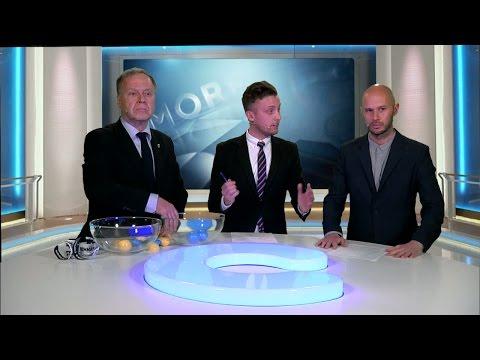 Se lottningen av svenska cupens kvartsfinaler - TV4 Sport