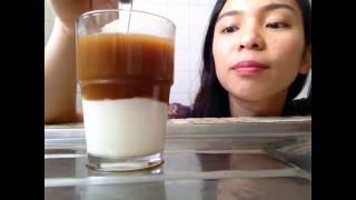 Yogurt coffee
