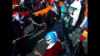 Carnaval Tenancingo Tlaxcala 2015 (Martes) (1/3)