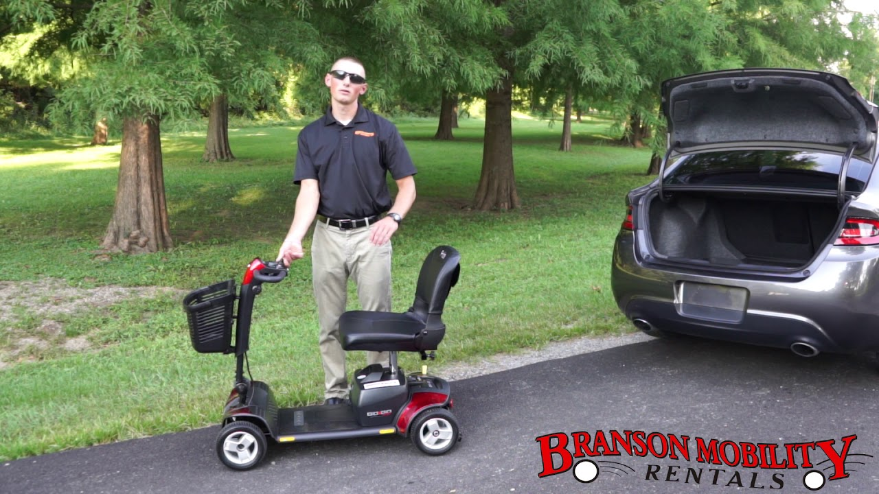 Travel Scooter Rental