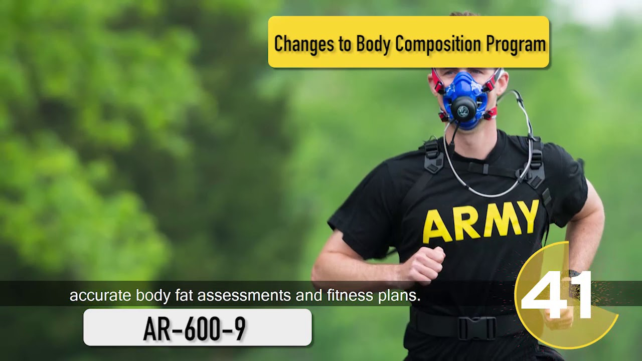 On this episode of AR/60: 1. Changes to Body Composition Program! 2. Suicide Awareness Month; 3. Financial Readiness.  Got 60 seconds? Then checkout AR/60, a series delivering the bottom line up front about America's Army Reserve.