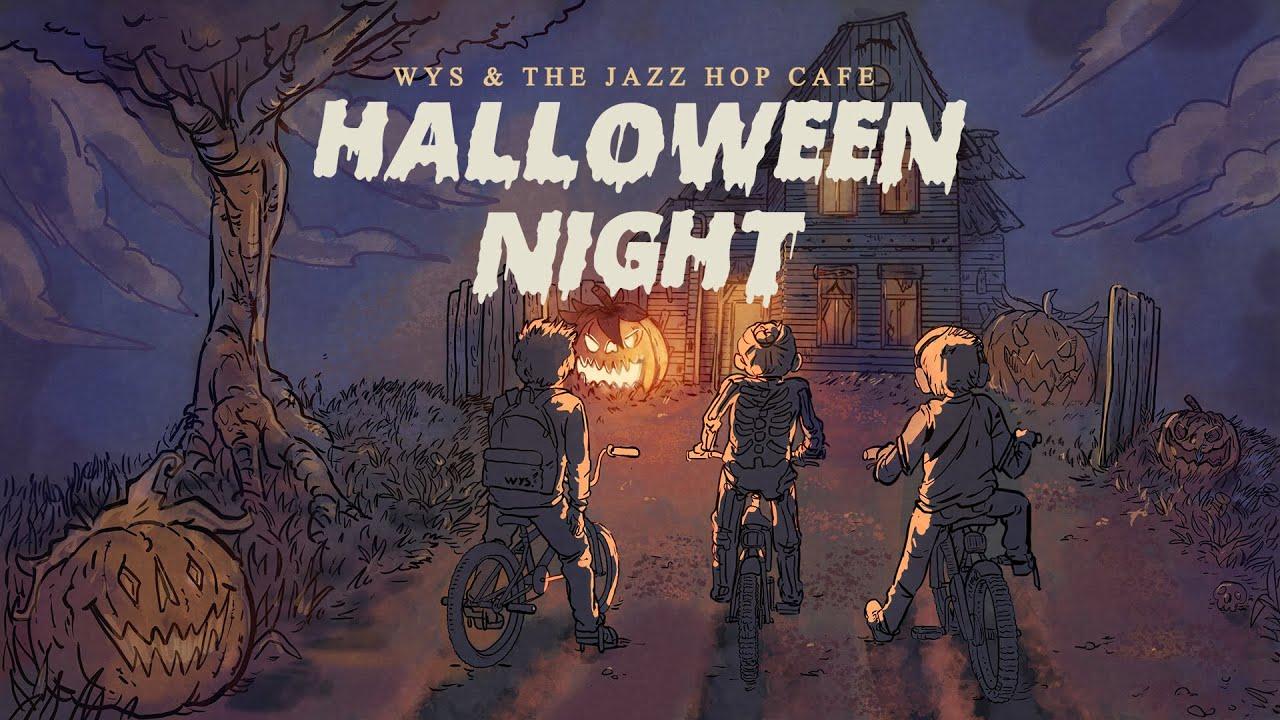 Halloween Night 🎃 [Lofi / Jazz Hop / Chillhop]
