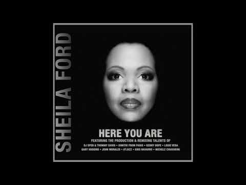 Sheila Ford   Why Can't You See Louie Vega  Dj Spen Mix