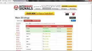 Best Binary Options Trading Strategies 2014 | Developing Your Personal Strategy for Currency Trading