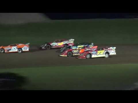 IMCA Late Model Heats Marshalltown Speedway 5/26/17