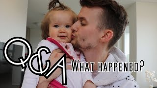 Q&A WITH MY DAUGHTER - WHAT HAPPENED!?
