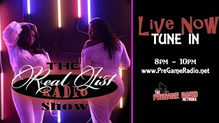 The Real List Radio Show   Season 8 Eps 3