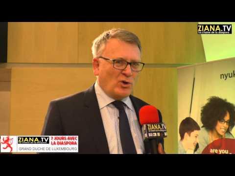 LUXEMBOURG. Interview de Nicolas SCHMIT, Ministre du Travail, de l'Emploi